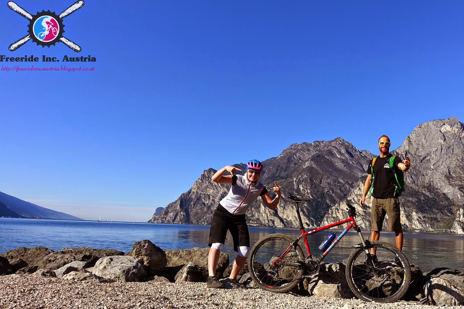 Mountainbike Touren Guide Riva