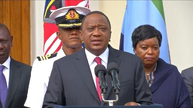 Kenyan president vows to avenge Nairobi terror attack