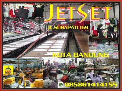 Konveksi Kaos Jl. SUCI SURAPATI 169 Bandung Jabar 40123