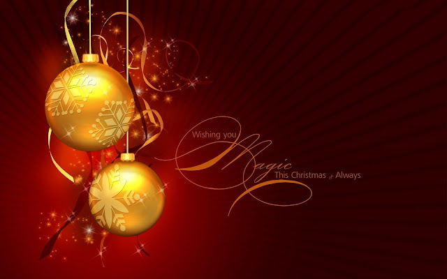 Christmas Wallpapers and Greetings - 9