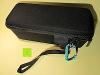 Erfahrungsbericht: Tragbare Tragetasche Lycra EVA Spielraum-Speicher-Schutzhülle Box Bag für Bose Soundlink Mini and Soundlink mini Ⅱ Bluetooth Wireless Speaker-Black