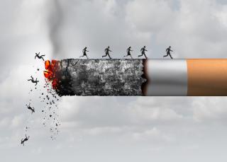 كيف يهدد التبغ والكحول رفاهية الإنسان؟