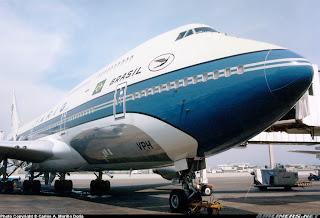 Jumbos no Brasil: A longa e feliz carreira dos Boeing 747 na Varig