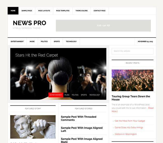 news-pro-genesis-theme