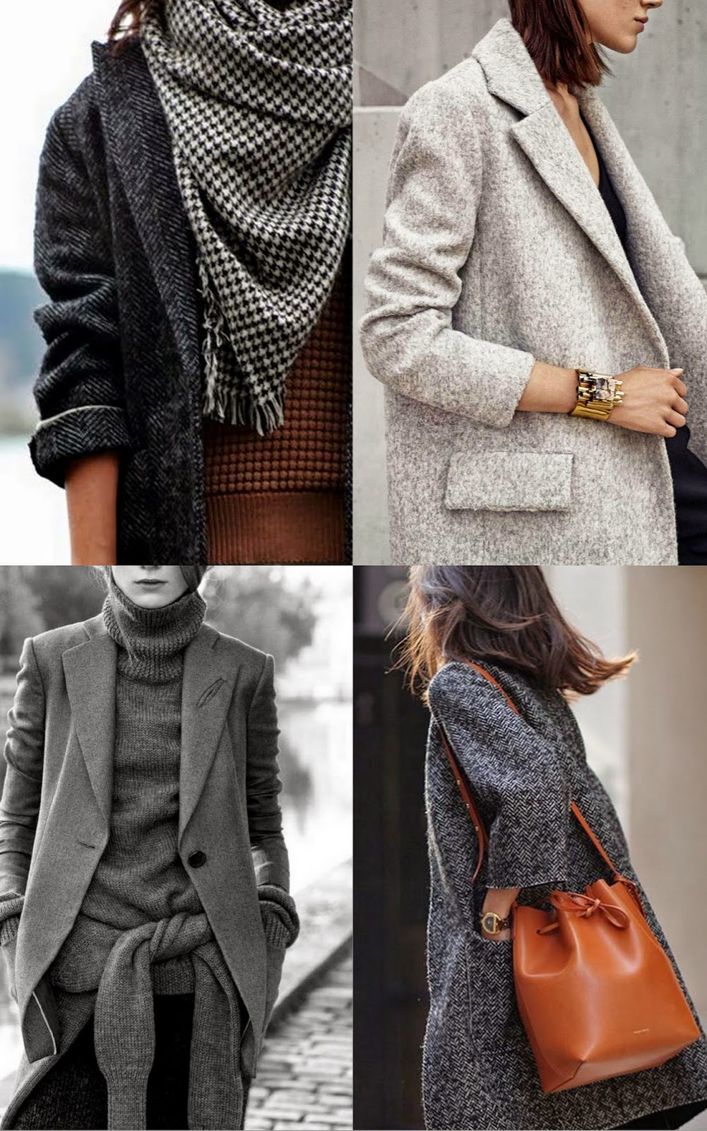 HOW TO DRESS FOR A NEW YORK CITY WINTER
