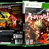 Capa Asura's Wrath Xbox 360