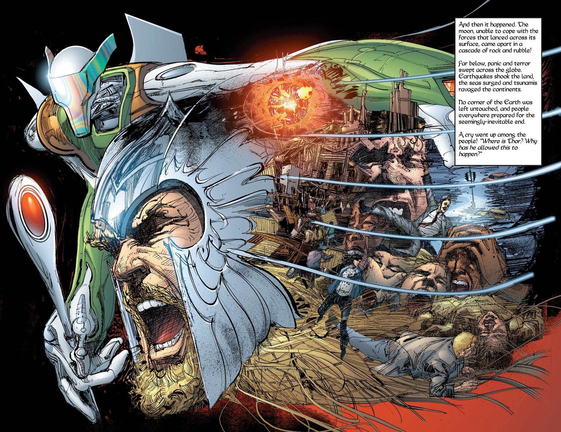 Thor (1998) Issue #57 #58 - English 11