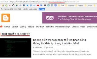 Hướng dẫn Việt hóa Label khi đã đặt tên không dấu