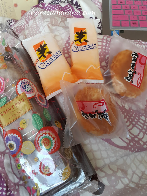 Snacks from Taiwan