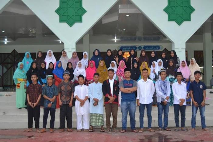 Jalin silaturahmi, SPINTAS dan pengurus Masjid Islamic Center Tuba Rutin Gelar Buka Puasa Bersama