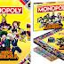 Monopoly lanza tablero de My Hero Academia