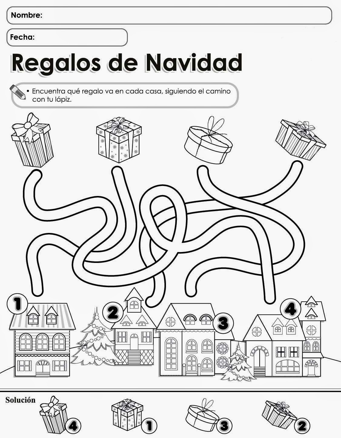Sgblogosfera Maria Jose Argueso Pasatiempos Navidenos