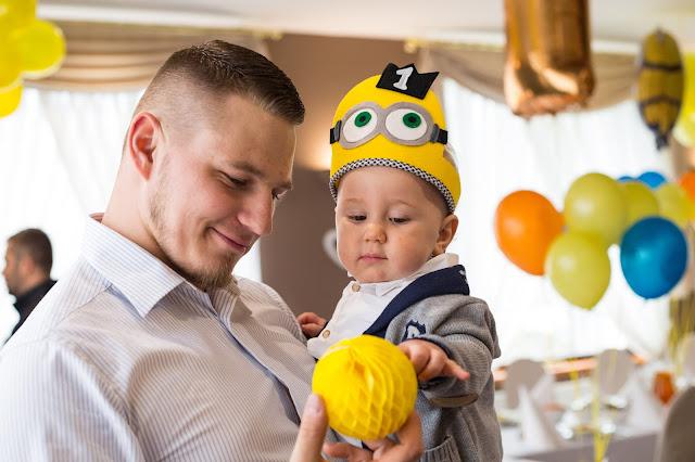 korona na pierwsze urodziny 4