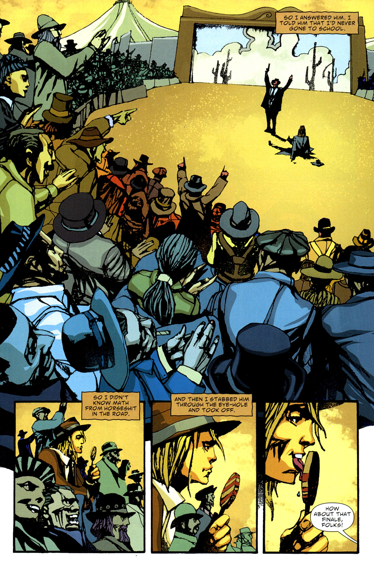 American Vampire issue 12 - Page 5