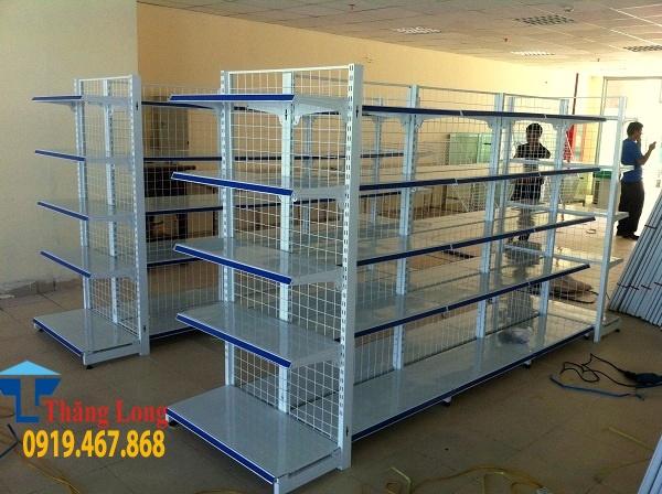 Lắp đặt kệ siêu thị tại Thọ Xuân, Thanh Hóa