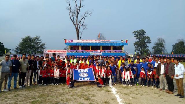Mungpoo Gold Cup 2018 Munal FC Kolkata Vs Royal FC Siliguri