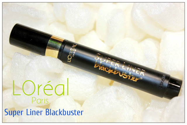 Review: L´Oréal Paris Super Liner Blackbuster
