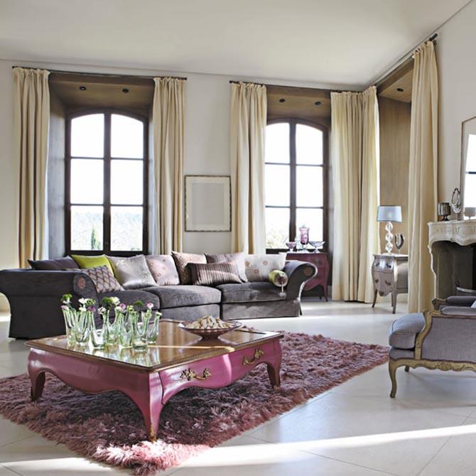Modern Furniture: luxury living room curtains photo ... on Living Room Curtains Ideas  id=68271