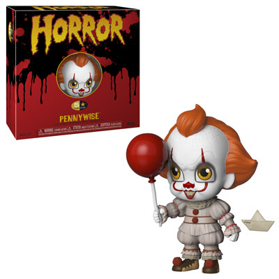 Horror 5 Star! pennywise