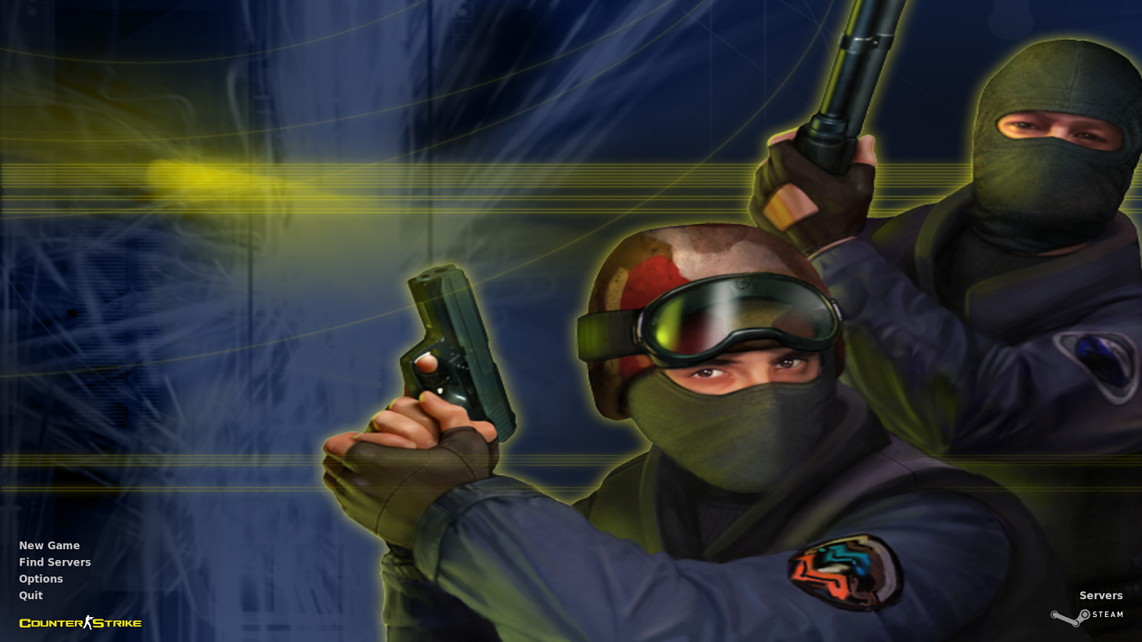 Half-Life And Counter-Strike Games Now Available Natively