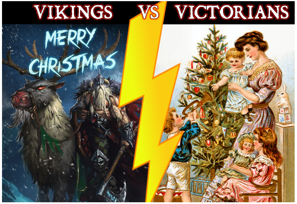 Jonathan Green Author Christmas Explained V Is For Vikings And
