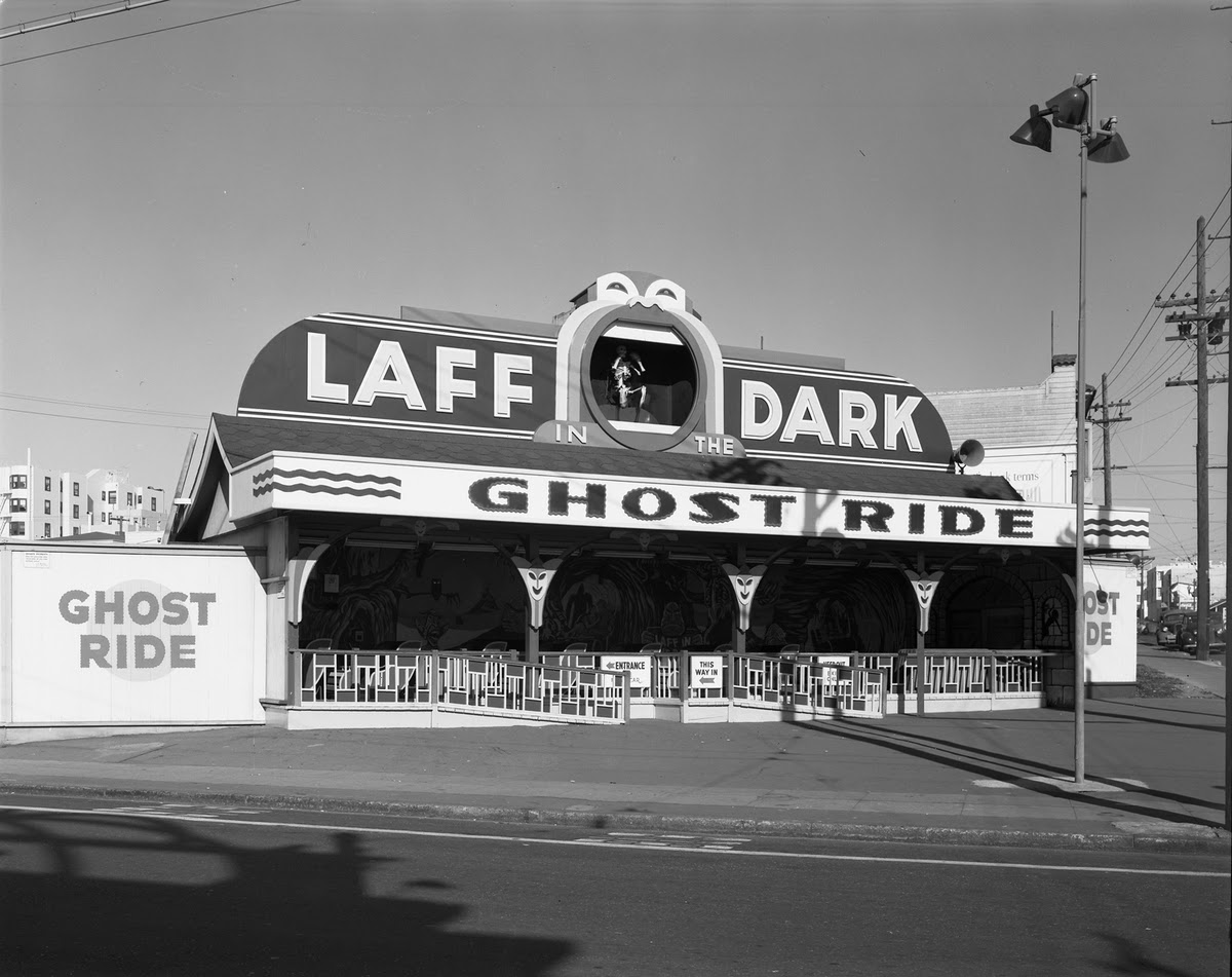 Playland At The Beach Laff In Dark Traver Chambers