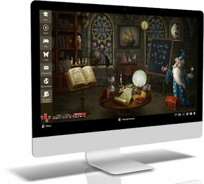 Magic Desktop - La solución informática completa para niños!!