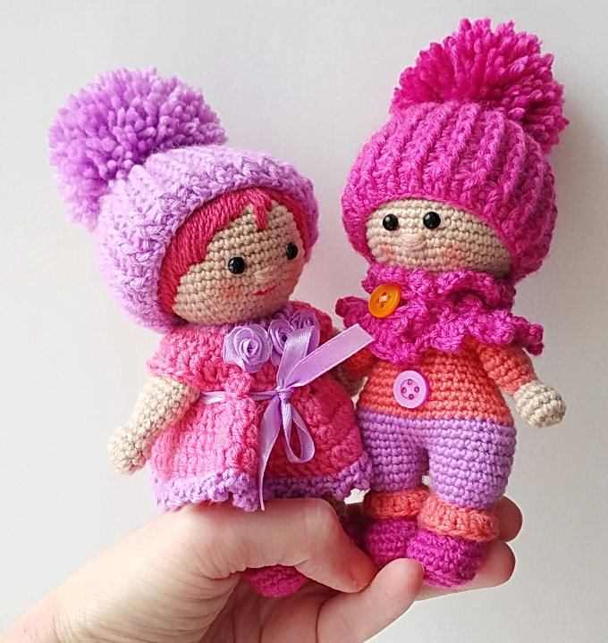 Amigurumi crochet boy doll pattern available on etsy by ... | 720x680