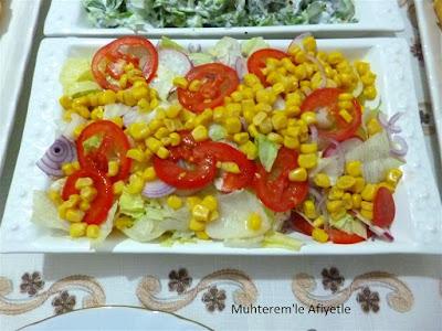 iftar için salata önerisi