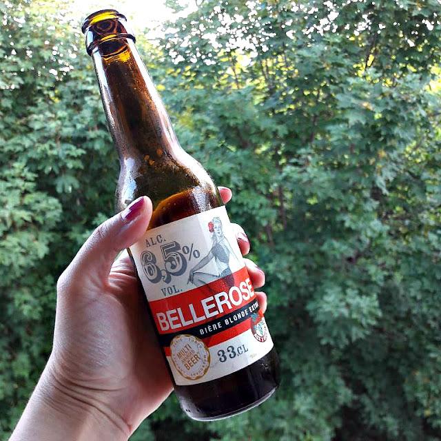 Bières Monoprix bières artisanales alcool Bellerose