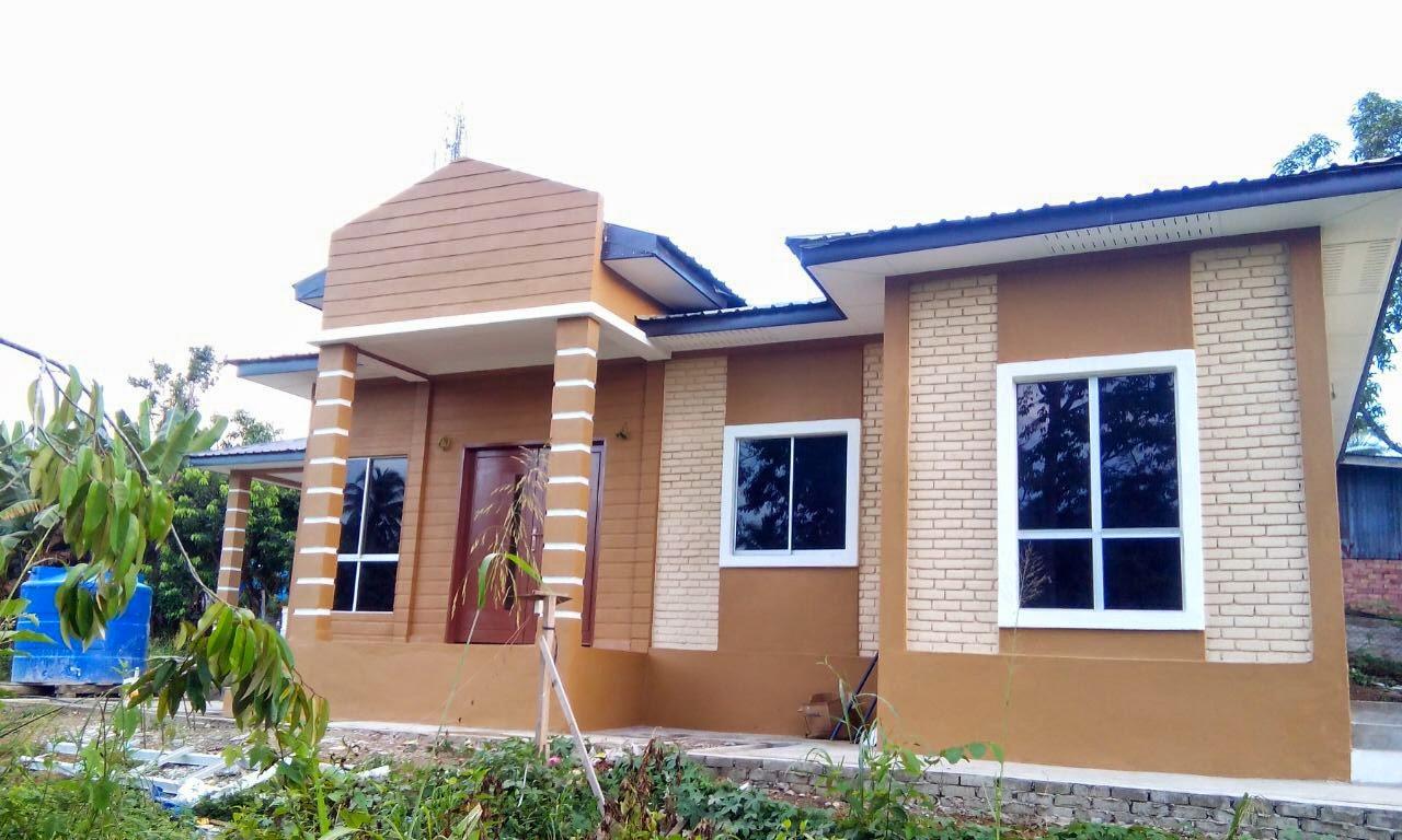 Sutera Kinabalu Supplier Services Projek Kg Cocos Lahad Datu Sabah Rumah Kompak Tapi Menarik