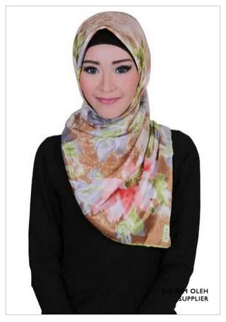 Gaya Hijab Modern Elegan Untuk Lebaran