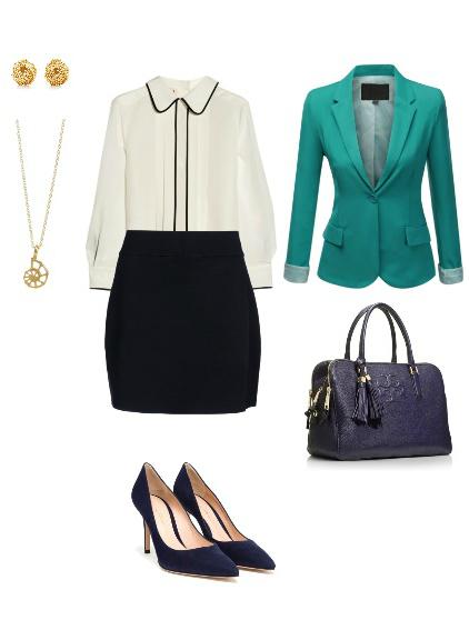 outfit entrevista de trabajo
