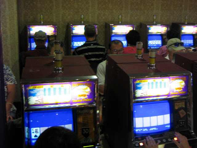 California Hotel and Casino Video Poker Tournament