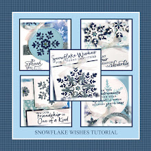 December 2020 Snowflake Wishes Tutorial