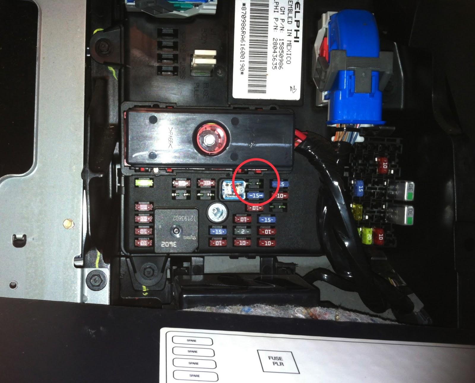 h2 fuse box corvette switched accessory power [ 1600 x 1290 Pixel ]