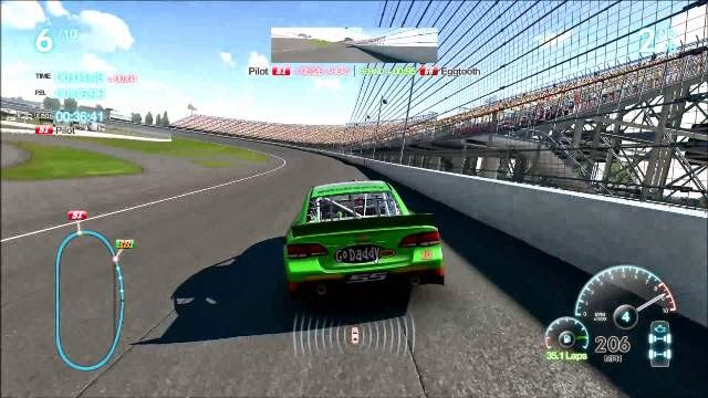 NASCAR The Game 2013 PC Games Gameplay