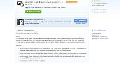 5 . Double-click Image Downloader