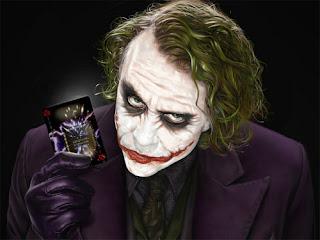 Joker recomanda implantarea de microcip :))