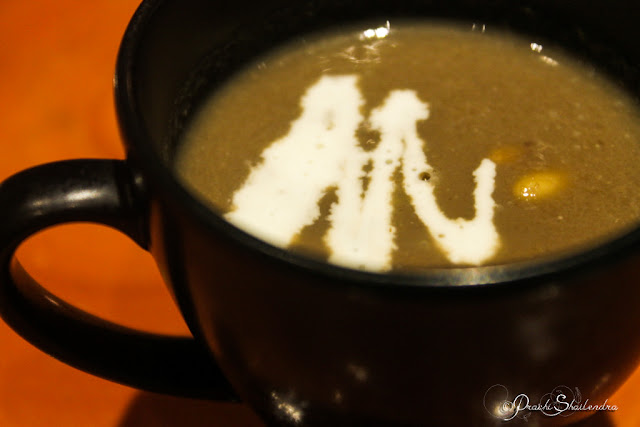 Fresh Porcini Mushroom soup Recipe