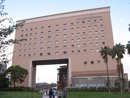 Navios Yokohama Hotel