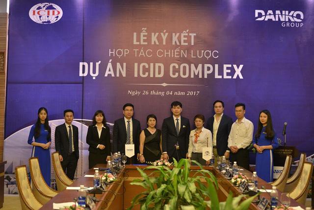 Danko Group ký kết hợp tác chiến lược dự án ICID Complex