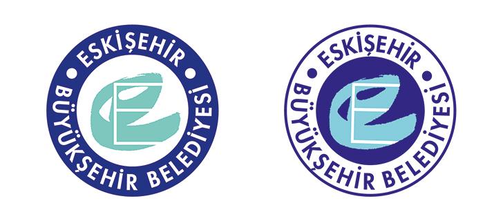 Eskişehir Büyükşehir Belediyesi Vektörel Logosu