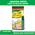Amostras Grátis - Purê de Batatas Knorr