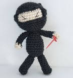 http://www.ravelry.com/patterns/library/amigurumi-ninja-attack