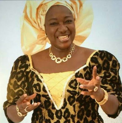 image result for Chika Ike mother