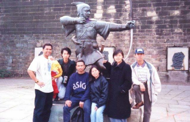 Robin Hood, Nottingham 1996,