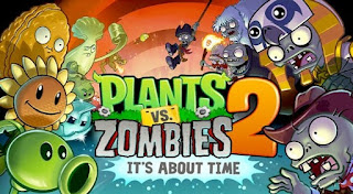 Plants vs. Zombies™ 2 v4.4.1 Android APK last update 2016