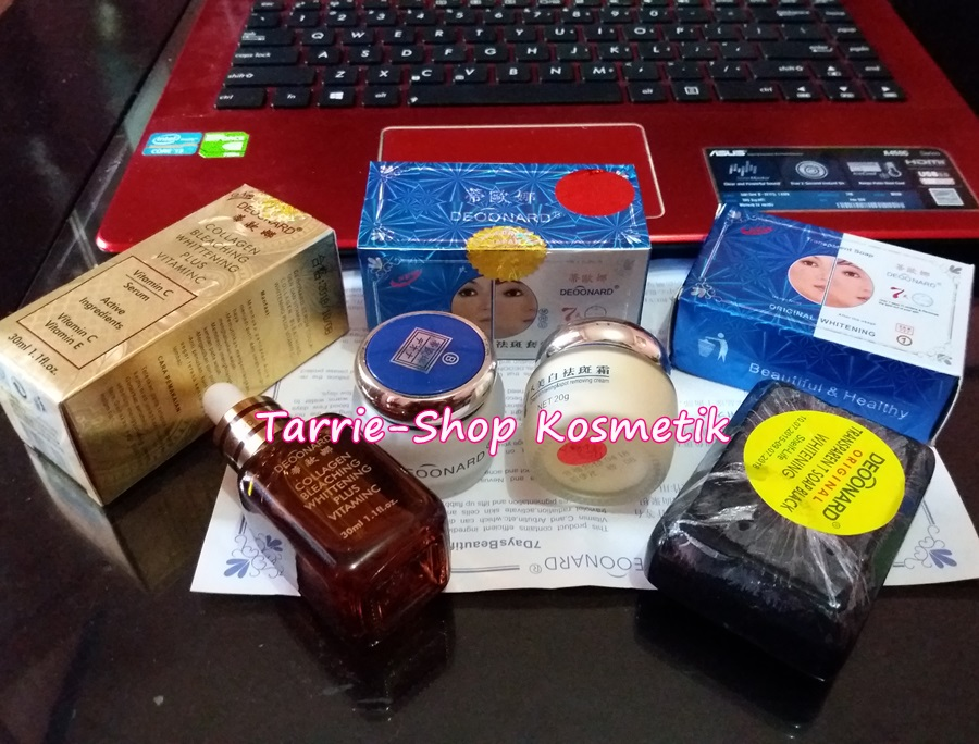 Paket Deoonard 7 Days Small + Serum