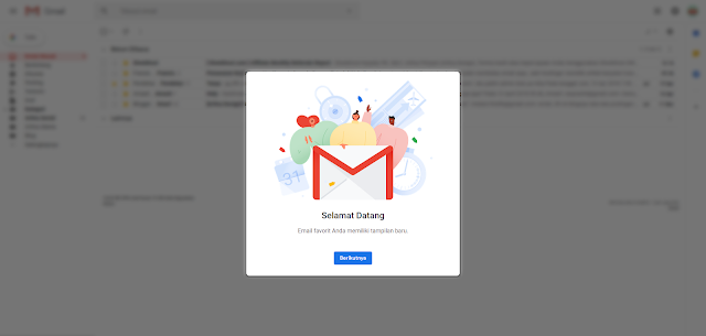 Cara Mengaktifkan Gmail Versi Terbaru